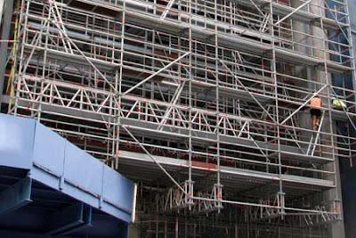Pilihlah Rental Scaffolding Untuk Pembuatan Konstruksi Bangunan