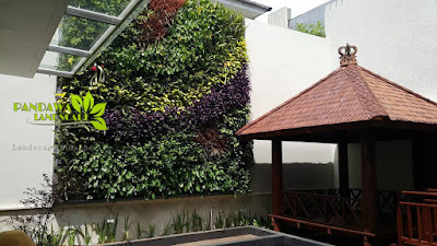 jasa vertical garden bekasi
