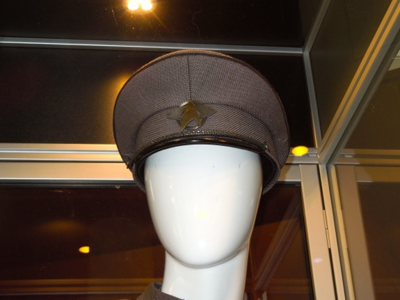 Star Trek Into Darkness Captain Kirk Starfleet dress hat