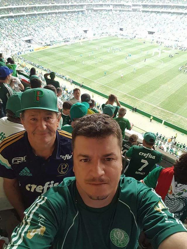 Roncadorenses vão a São Paulo assistir Palmeiras ser campeão