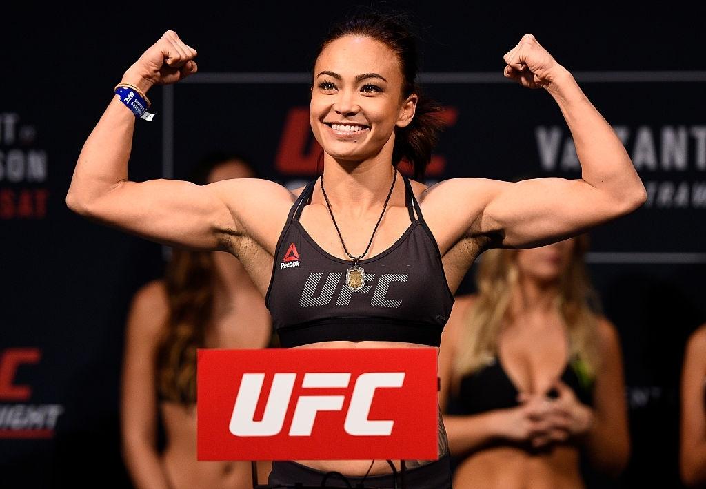 female fight ufc