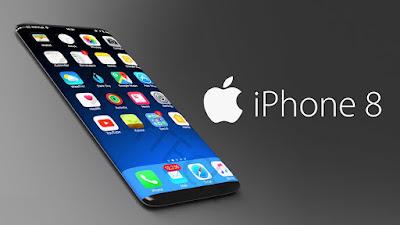 iPhone 8 Akan Rilis, Begini Rumor Fiturnya Yang Sangat Mengejutkan