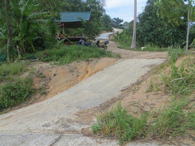 Строители дороги в горах