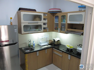 Kitchen Set Finishing TDS / Technical Decorative Sheet (kitchen Set Semarang)