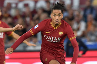 Smalling to head back to United after Roma failed to reach an agreement