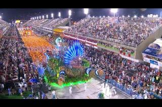 любимый праздник в Рио