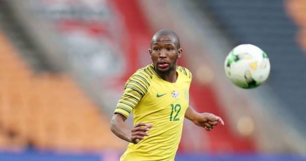 Bafana Bafana midfielder Kamohelo Mokotjo