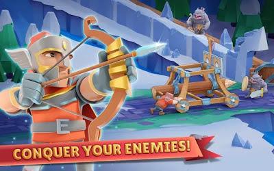 تحميل لعبة الحروب والاكشن Game of Warriors النسخة المهكرة