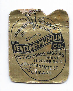 Picture Frame Labels Newcomb Macklin Co