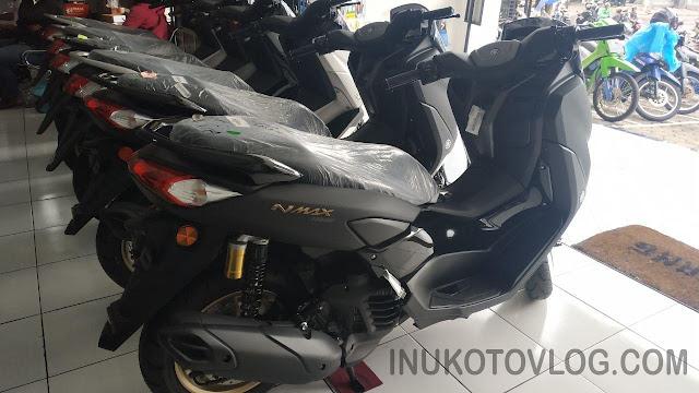 Harga OTR Yamaha New Nmax tahun 2020 di Semarang Naik Bro!