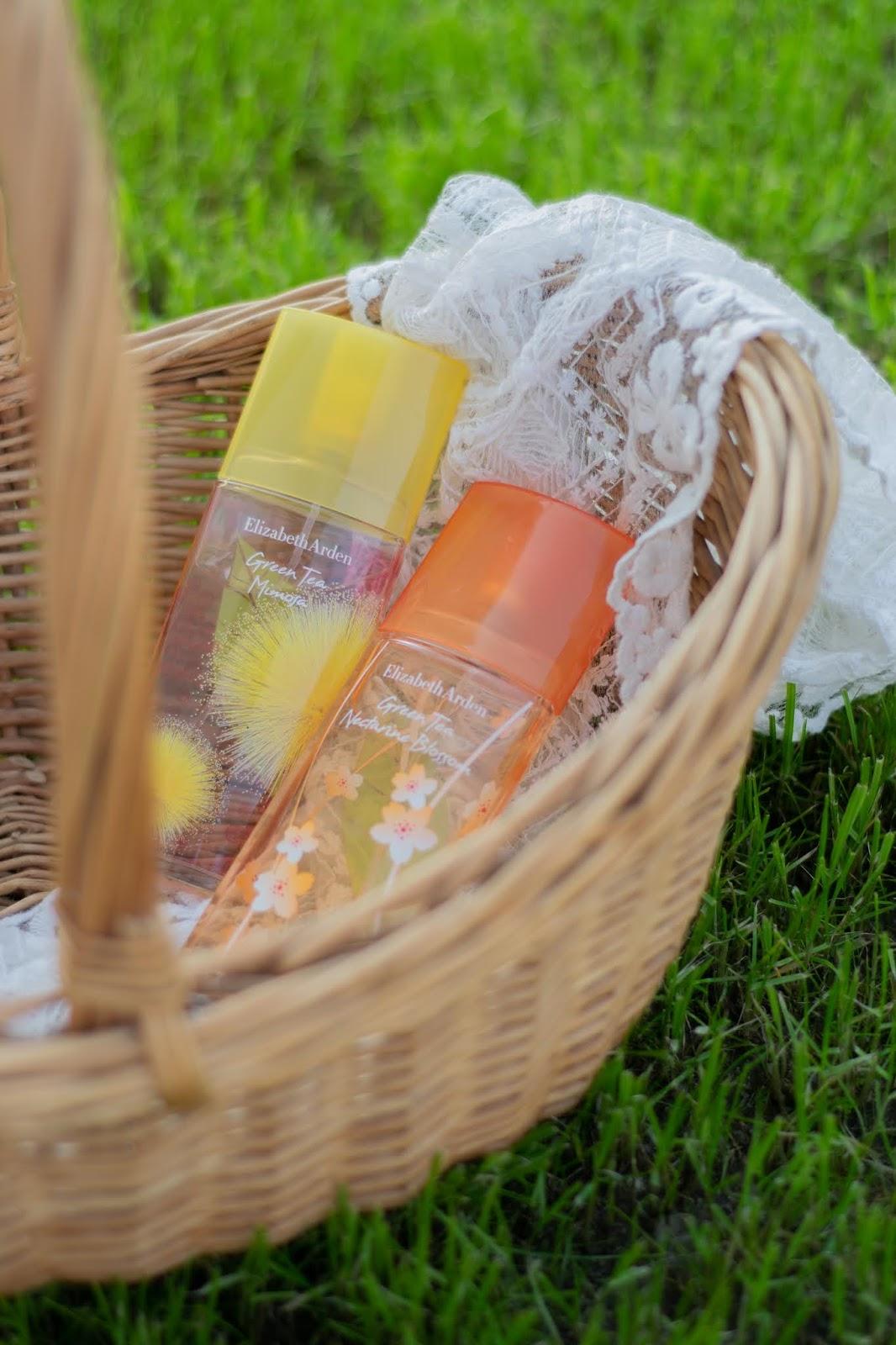 Zapach lata   Elizabeth Arden Mimosa i Nectarine Blossom