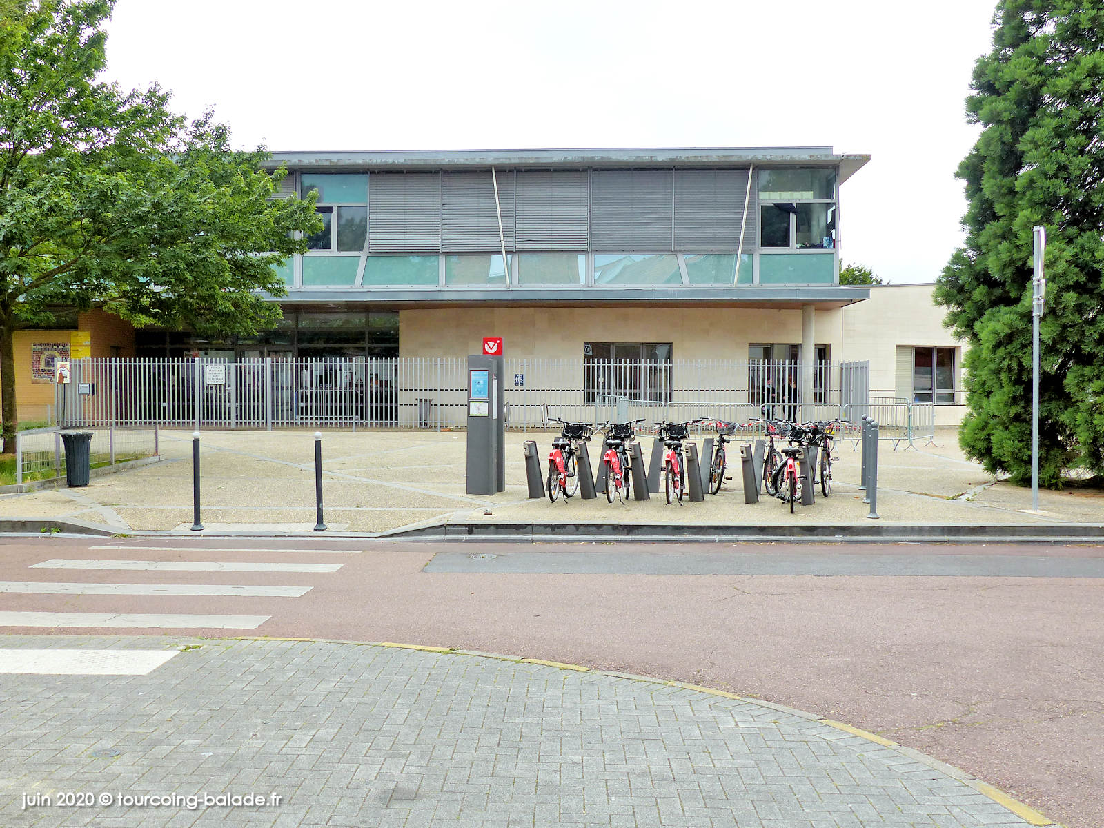 Groupe Scolaire Paul Bert, Tourcoing 2020