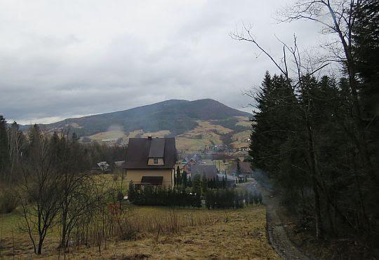 Osiedle Zarębki i widok na Lubogoszcz.