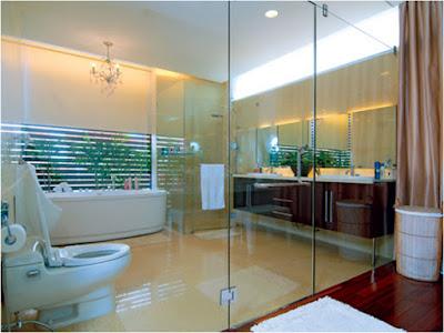 Cửa Phòng Tắm Kính Cường Lực, Bồn Tắm Kính