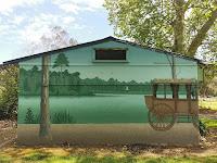Gundagai Street Art | Liquid Walls Mural