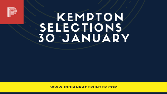 Kempton Race Selections 30 January