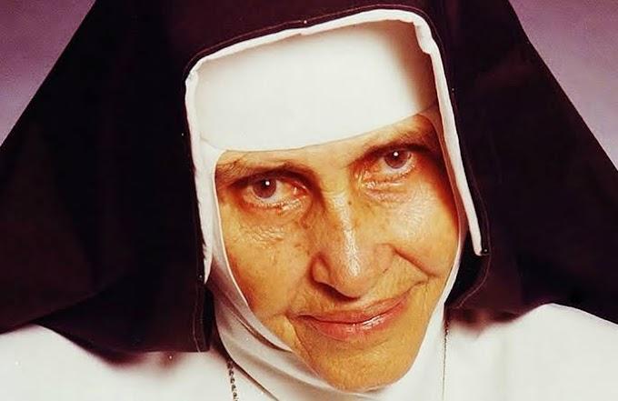 Governo define 13 de outubro como Dia da Santa Irmã Dulce dos Pobres