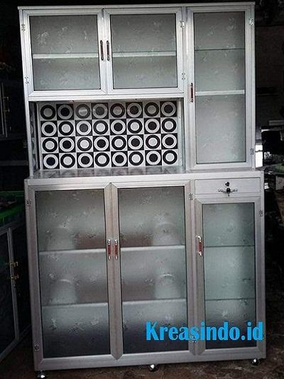Harga Rak Piring Aluminium dan Rak Piring Besi Model terbaru