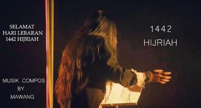 Heboh Lagu Selamat Hari Lebaran 1442 Hijriah, Melodinya Mirip Lagu Natal