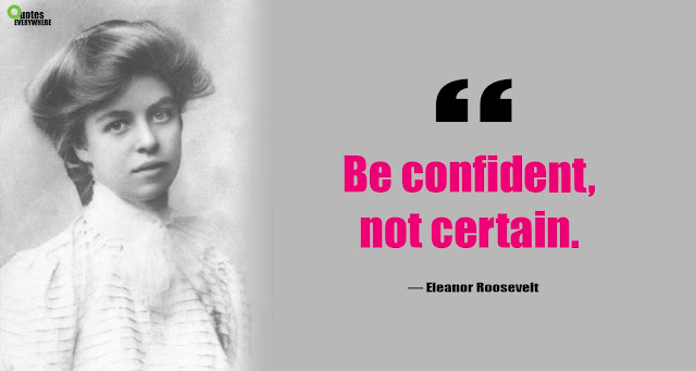 Eleanor Roosevelt Quotes Human Rights