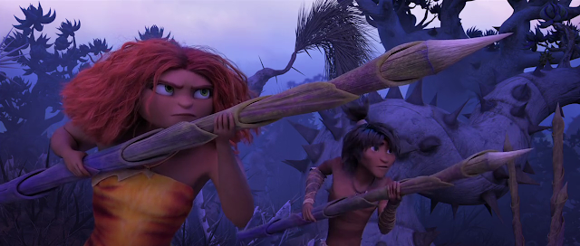 The Croods: A New Age 2020 English 720p HDRip