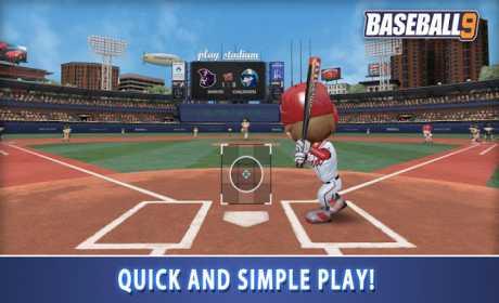 Baseball 9 Hack Mod Apk
