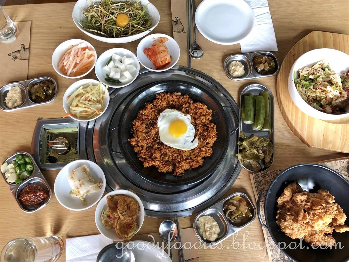 GoodyFoodies: YG Republique, TREC KL - For a Premium Korean BBQ ...