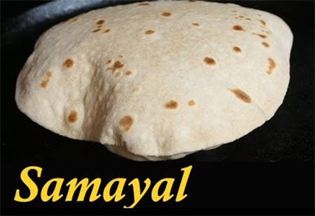 how to make very soft chapatis