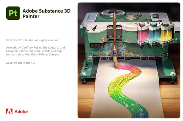 Adobe Substance 3D Painter