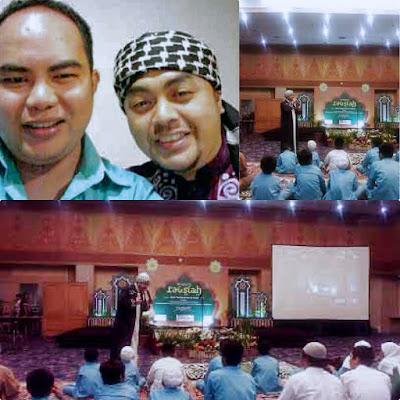 Manajemen Artis Ustadz Penceramah Taufiq Ustadz Pantun