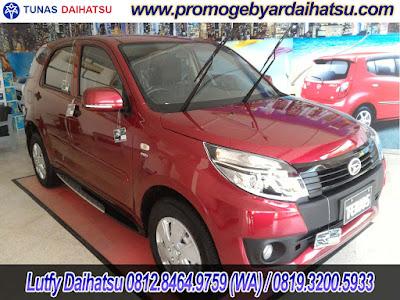 Promo Daihatsu Terios Dp Murah Jakarta Timur Cicilan 3 Jutaan