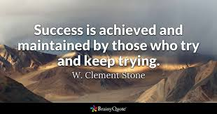 quotes, quote. motivational, inspirational, W. Clement Stone