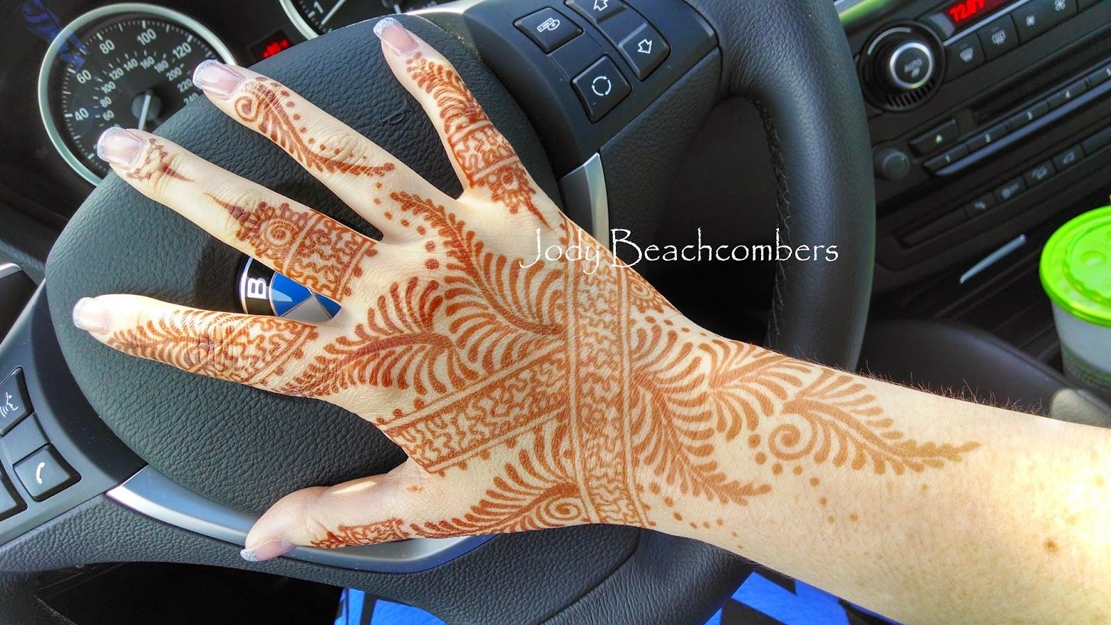 Beachcombers Bazaar Henna Studio And Supply Black Henna Dangers