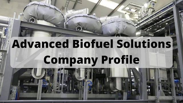 advanced biofuel solutions