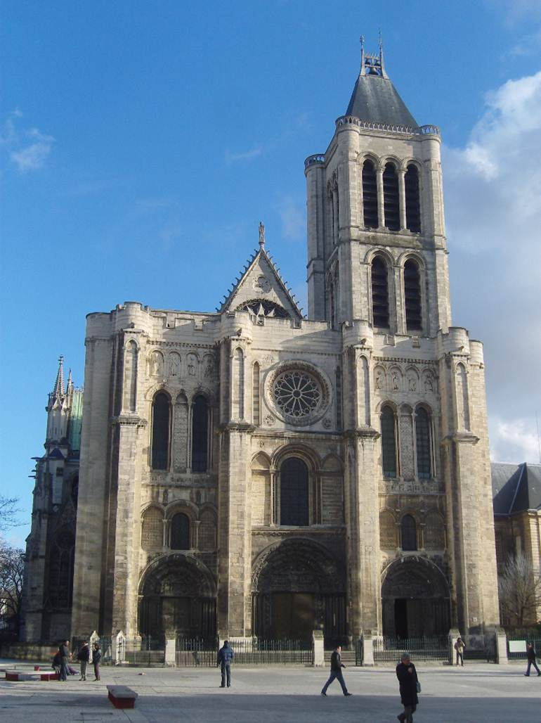 Humanities: Abbey Church of Saint-Denis