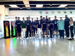Heineken y la LDF realizan taller sobre manejo marca personal
