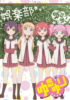 Download Yuru Yuri♪ (S1) Subtitle Indonesia Batch Episode 1 – 12