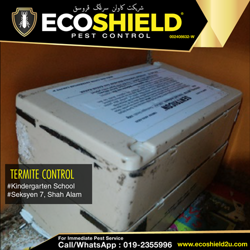 Termite Baiting Systems - Umpan anai-anai