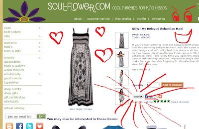 Wishlistselect - How to Create a Wishlist on Soul-Flower.com