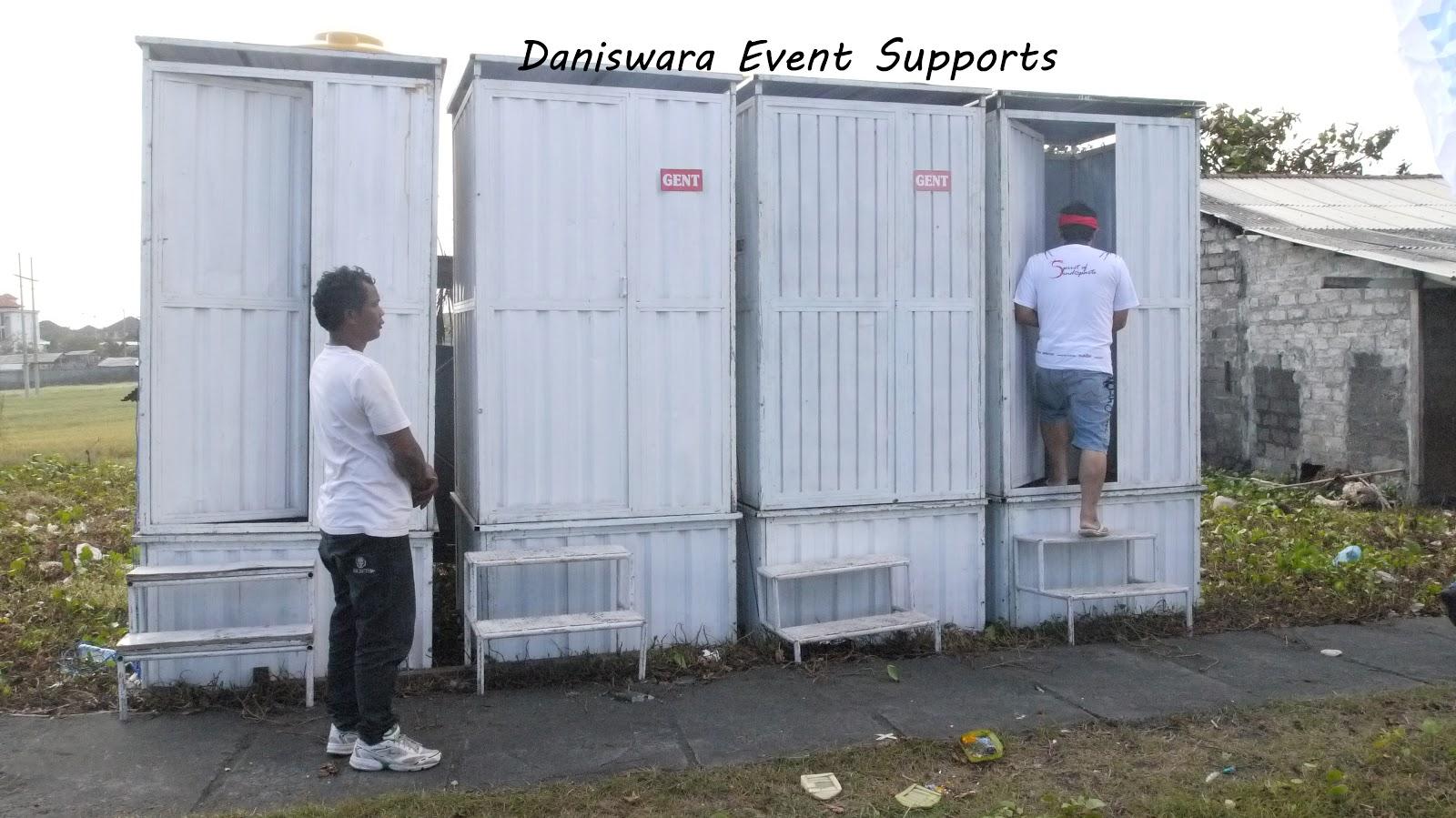 Sewa Tenda Dan Peralatan Pesta Di Bali Toilet Portable