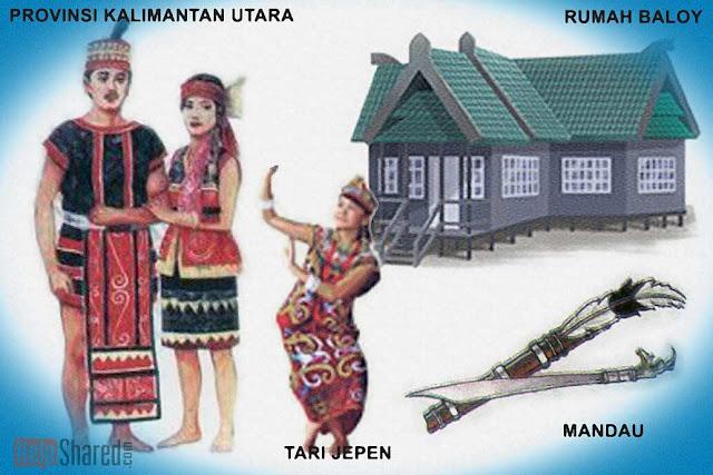 Provinsi Kalimantan Utara KALTARA