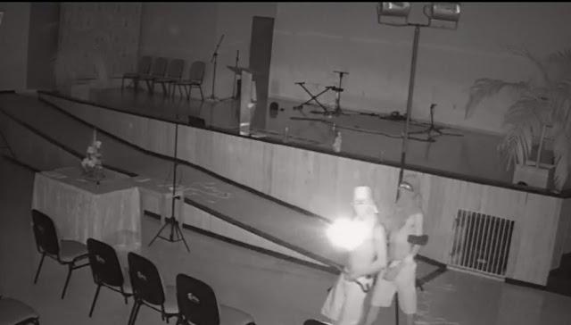 Igreja evangélica é invadida e tem instrumentos furtados nos RN