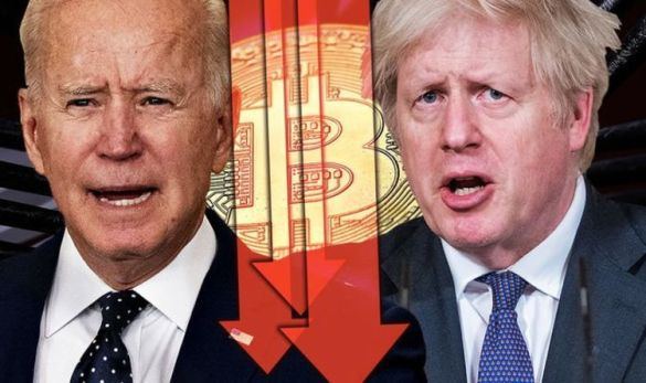 Bitcoin crackdown: UK to 'fall in line' with Biden and restrict crypto: 'End up worthless'