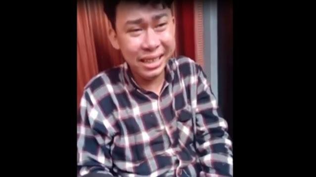 Kejar Cewek dari Riau ke Sumbar Naik Motor, Pemuda Pekanbaru Menangis Cintanya Ditolak