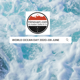 World Oceans Day-08 June