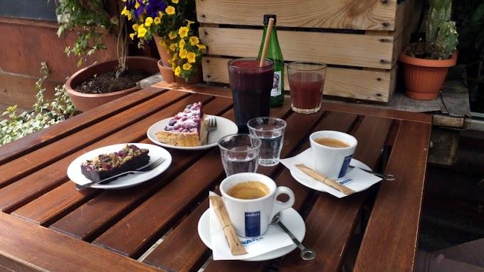 Świetna kawa i pyszne ciasto | Marianna | Międzygórze