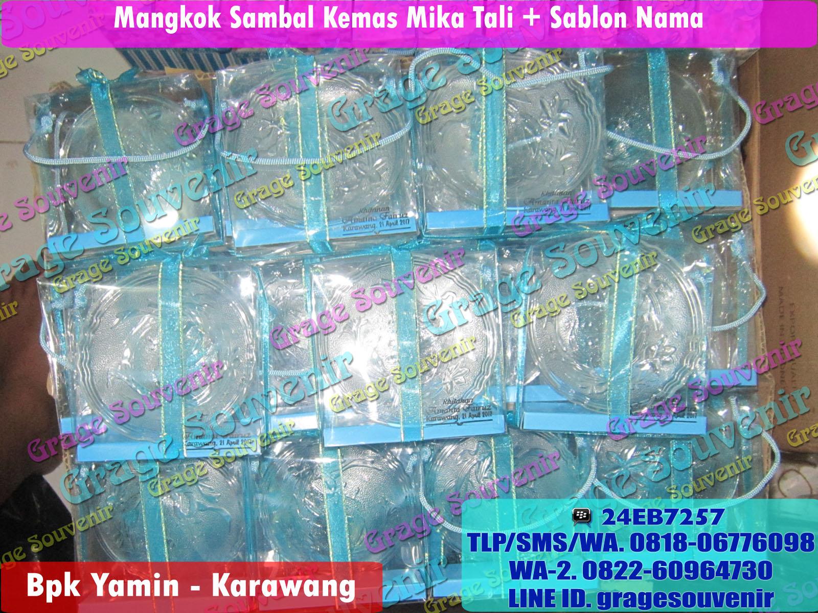 Distributor Souvenir Mangkok di Karawang
