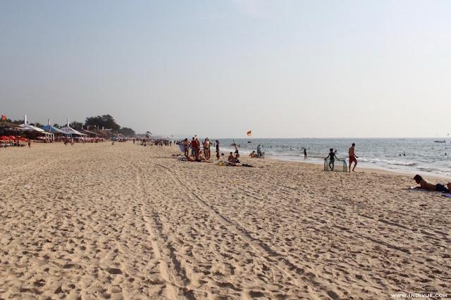 Baga Beach, Goa, Intia