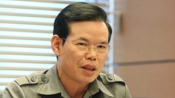 Cực nóng: Vợ ông Triệu Tài Vinh bị kiểm điểm