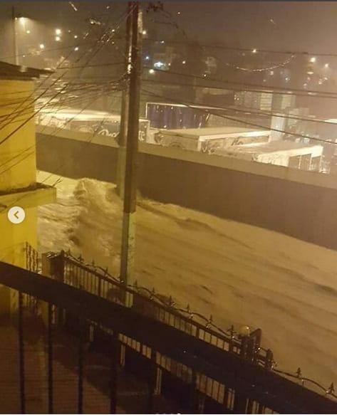 Inundaciones en Puerto Plata